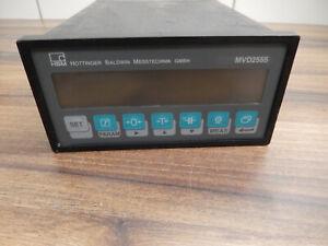 HBM MVD2555, HOTTINGER BALDWIN MESSTECHNIK