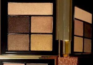 Estée Lauder NIB Eyeshadow Palette - 5 shadow palette - Defiant Nude