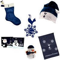 TOTTENHAM HOTSPUR Official CHRISTMAS Merchandise (Xmas Gifts/Decorations/Spurs)