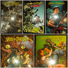 Ash Vs the Army of Darkness Tpv Old School Monsters Reanimator Evil Dead