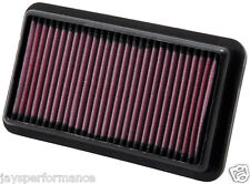 Kn air filter (33-2954) Para Suzuki SX4 1.5 2006 - 2010