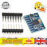 3 Axis GY-521 MPU-6050 Gyroscope Accelerometer Module 3.3V-5V Arduino Pi Drone