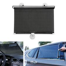 DIY 2Pcs Car Front Side Window Curtain Sun Shade Cover Anti-UV 60x40cm Universal