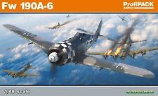 EDUARD 82148 Focke-Wulf Fw190A-6 in 1:48 ProfiPACK!!