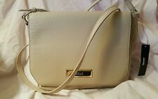 DKNY Beige Soft Leather Mini Cross Body Bag (New with tags)
