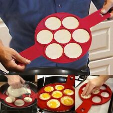 1pc Fantastic Nonstick Pancake Maker Egg Ring Maker Easy Fasy Pancake Mold Hot