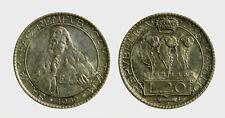 s537_16) San Marino Vecchia Monetazione (1864-1938) 20 LIre 1932 TONED