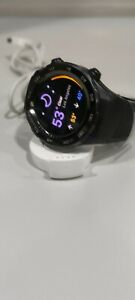 HUAWEI WATCH 2 Smartwatch with Black Band Large and Ceramic Bezel 10 out of 10