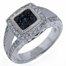 Wedding Sapphire Fine Rings