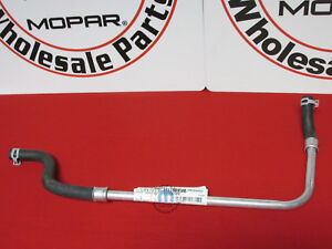 JEEP GRAND CHEROKEE 4.7L Heater Supply Hose And Tube NEW OEM MOPAR
