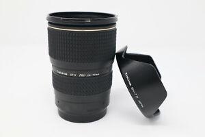 Tokina AT-X Pro AF 28-70mm F/2.6-2.8 Lens for Canon EF Mount