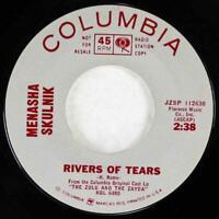 Menasha Skulnik, Rivers of Tears - It's Good To Be Alive, Columbia 112630 Promo
