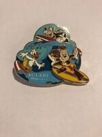 Aulani Mickey, Donald and Goofy Surfing Disney Pin