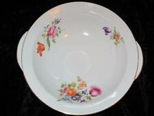 Replacement China Serving Dish JAEGER & CO BAVARIA PostWar Occupied Germany 1949