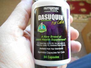 Nutramax Dasuquin for Cats 84 Capsules Expires 2024
