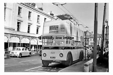 pt7791 - Bournemouth Trolleybus no 200 Circular Service - photograph 6x4