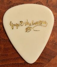 Yngwie Malmsteen Steeler Guitar Pick With Gold Lettering - LAST ONE!