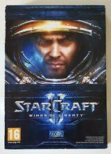 Starcraft II 2 Wings Of Liberty - PC - VF