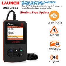 LAUNCH Code Reader Car OBD2 Engine All Modes Fault Diagnostic Tool Creader V+ 5+