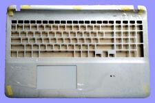 New SONY Vaio SVF152A29L SVF152A29M SVF152A29W White Palmrest US Keyboard Upper
