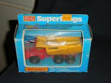 Matchbox Super Kings K-4 Big Tipper Laing