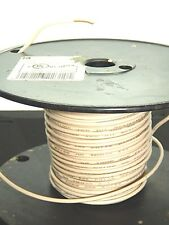 23919K #YM680 Solid Copper WHITE 600v T90 Nylon/CSA Insulated Wire,100'ft+-UL