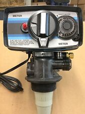 NEW FLECK 5600 METERED WATER SOFTENER CONTROL VALVE