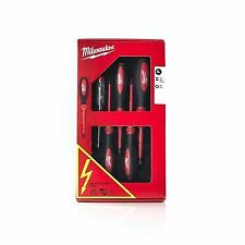 Milwaukee 4932464066 5pc VDE Screwdriver Set