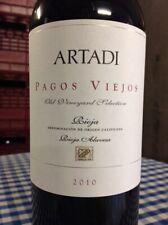 Artadi Pagos Viejos Rioja 2010