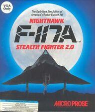 F117-A NIGHTHAWK STEALTH FIGHTER 2.0 +1Clk Windows 10 8 7 Vista XP Install