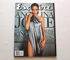 Angelina Jolie Esquire Magazine July 2007
