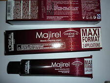 L'Oreal Majirel Hair Colour 100ml Colouring Cream LIGHT GOLDEN BROWN 5.3