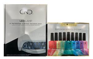 CND LED LAMP & CND Superior Service System Starter Kit