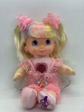 Mattel 1991 PJ Sparkles Soft Doll Kawaii Fairykei