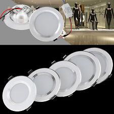 LED regulable Empotrado en el techo Panel Luz Baja Instalación 3w 5w 7w