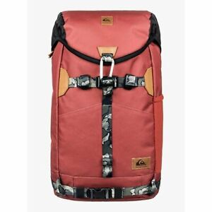 Quiksilver Oxydized 12l Snowboard Backpack Black Sir Edwards 2020 New Ski