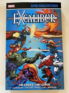 Excalibur: Epic Collection: Cross-Time Caper #2 (Feb '18, Marvel) TPB