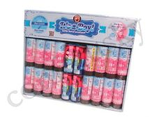 20 PC Gender Reveal party pack BLUE color SMOKE spring popper CONFETTI favors