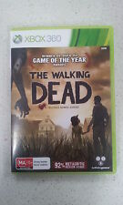 The Walking Dead A Telltale Games Series Game Of The Year GOTY Awards xbox 360