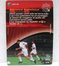 FOOTBALL CHAMPIONS Italiano 2001-02 - ATTACCO FULMINEO - azione 16/80 VIERI