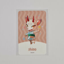 PREORDER NFC Karte Animal Crossing Yoshino / Shino 436 Switch / Switch Lite