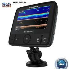 Raymarine Dragonfly 7 PRO CHIRP Fishfinder/GPS + DownVision™  & Navionics+ Chart