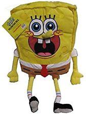 "Licensed 23"" Spongebob SquarePants Plush Pillow-Spongebob Cuddle Pillow-New!"
