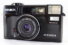"""Appearance Beatiful(As is)"" Minolta Hi-Matic AF2-M 35mm Autofocus Film Camera"