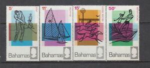 Bahamas - Tourism Issue (MLH Full Set) 1968 (CV $12)