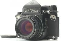 【NEAR MINT / Meter Work】 Pentax 6x7 TTL Mirror Up Camera SMC T 105mm Lens JAPAN