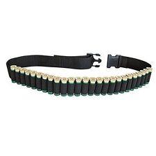Cinturones y cartucheras para municiones