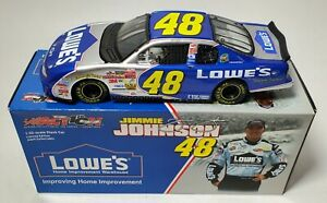 ACTION 1/32 2002 JIMMIE JOHNSON #48 LOWES ROOKIE 1 OF ONLY 1536