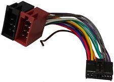 Adaptateur ISO câble fiche pour autoradio Pioneer DEH-P6600R P80PMP P8100R