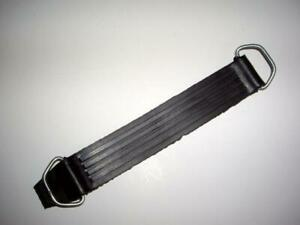 Jack hold-down strap for Lancia Scorpion and Montecarlo